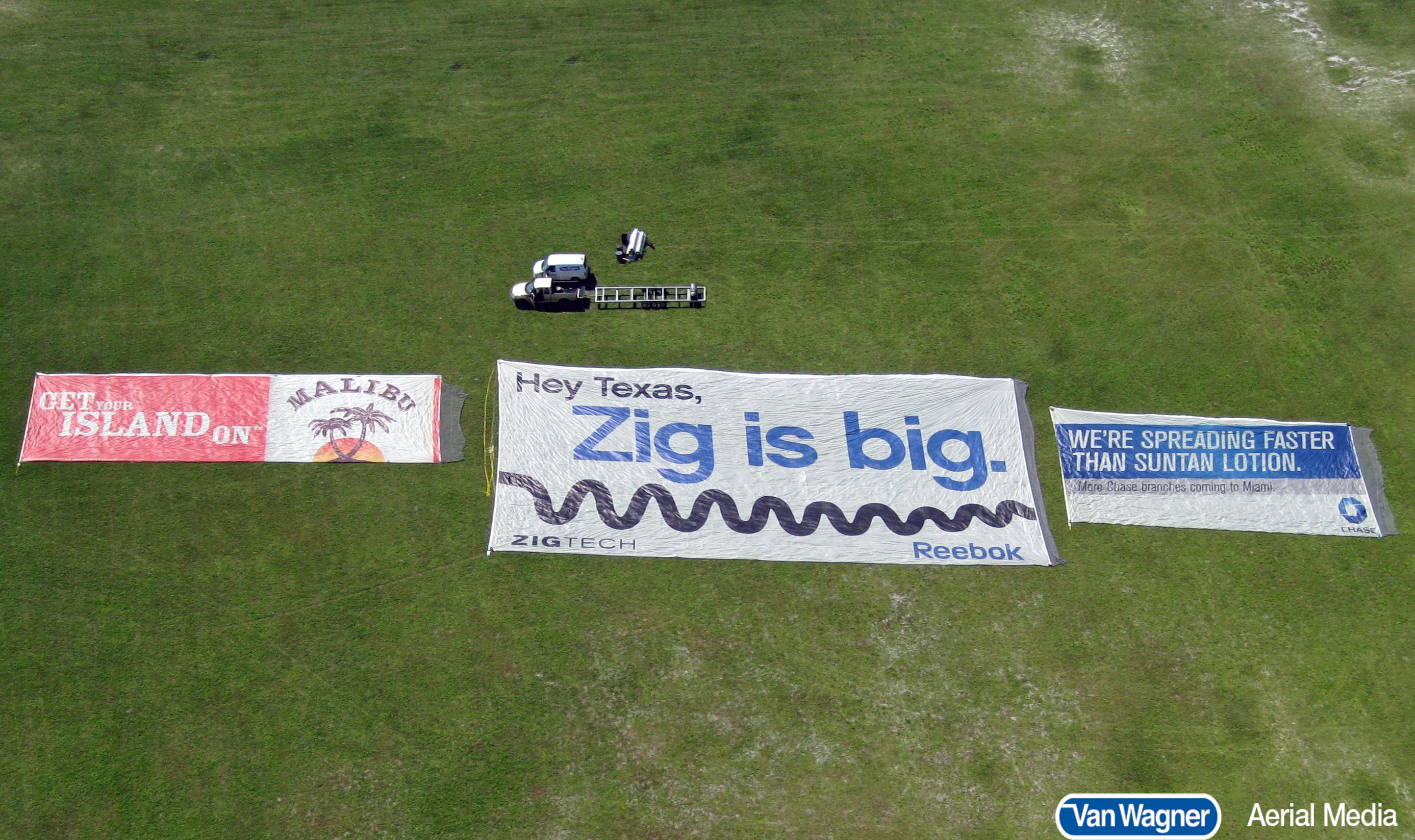 Aerial Banner Sizes