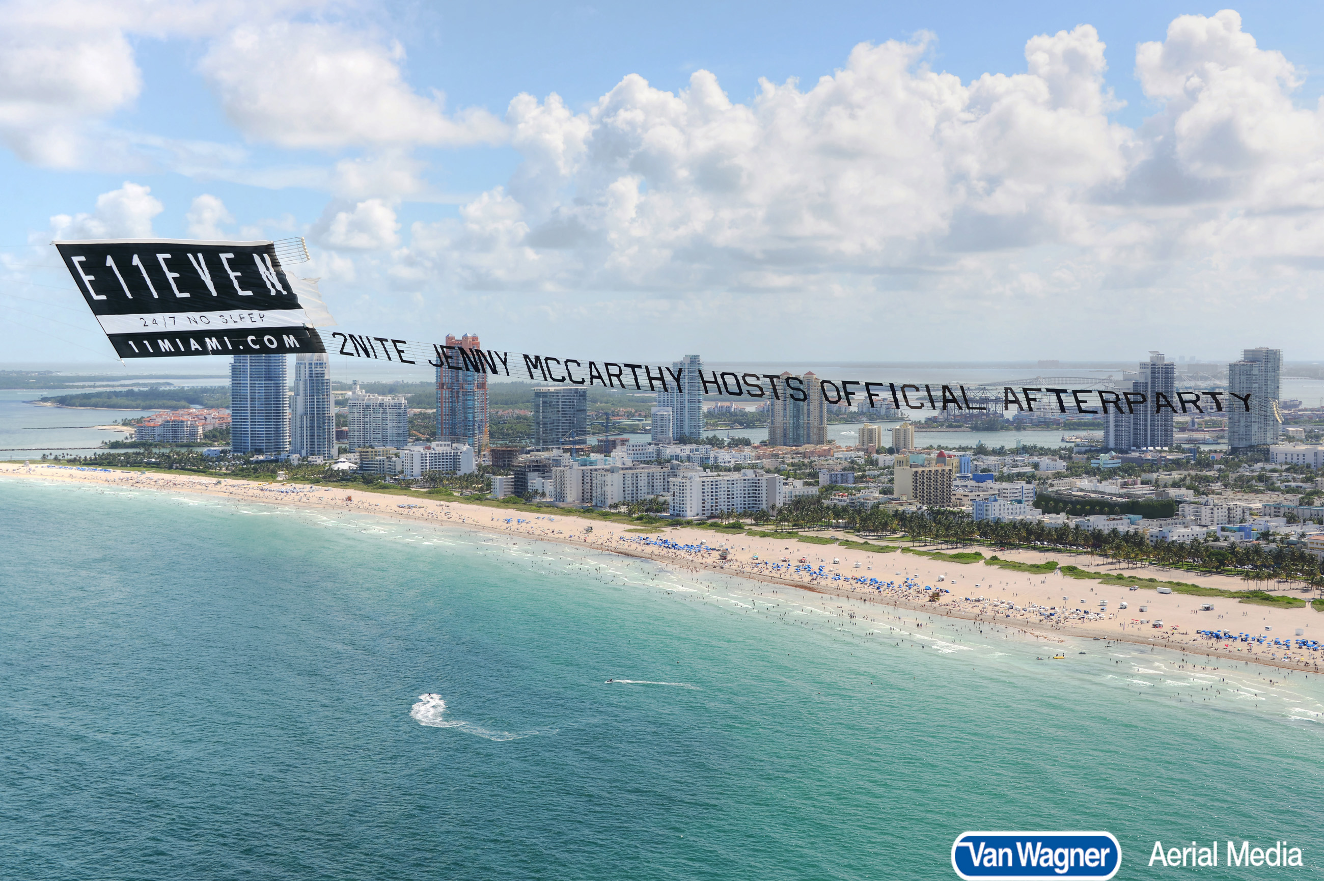 Miami Aerial Advertising