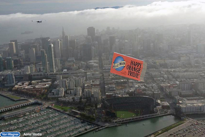 San Francisco Aerial Advertising