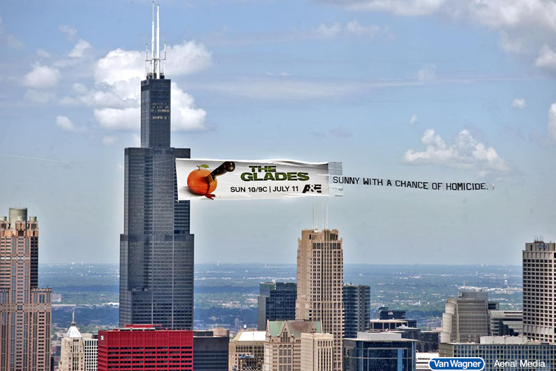 Chicago Aerial Advertising