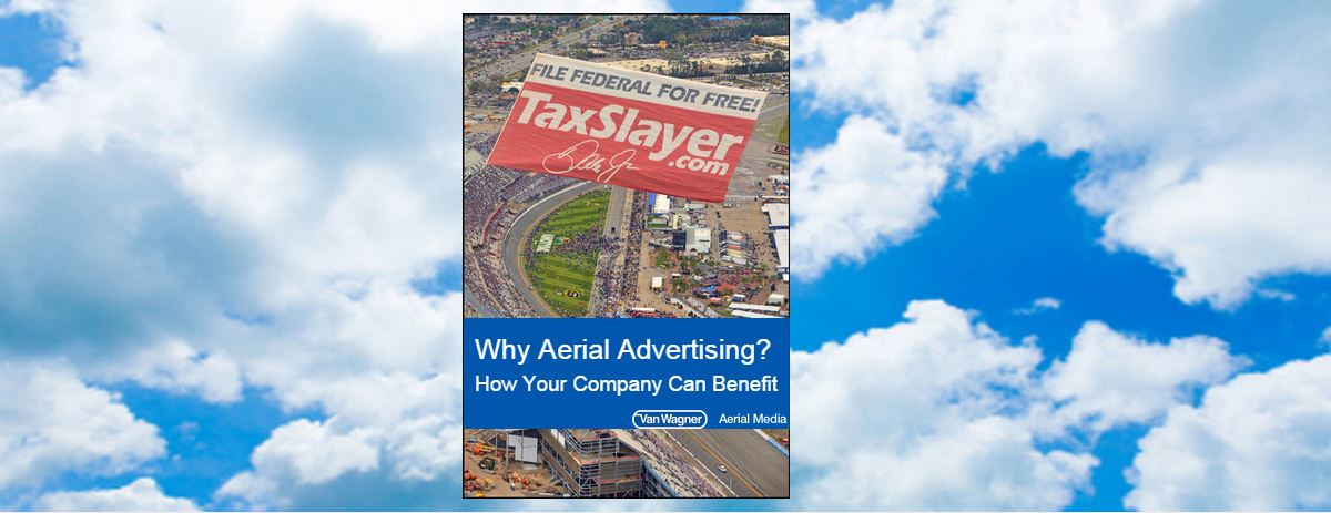 why aerial advertising? how your company can benefit