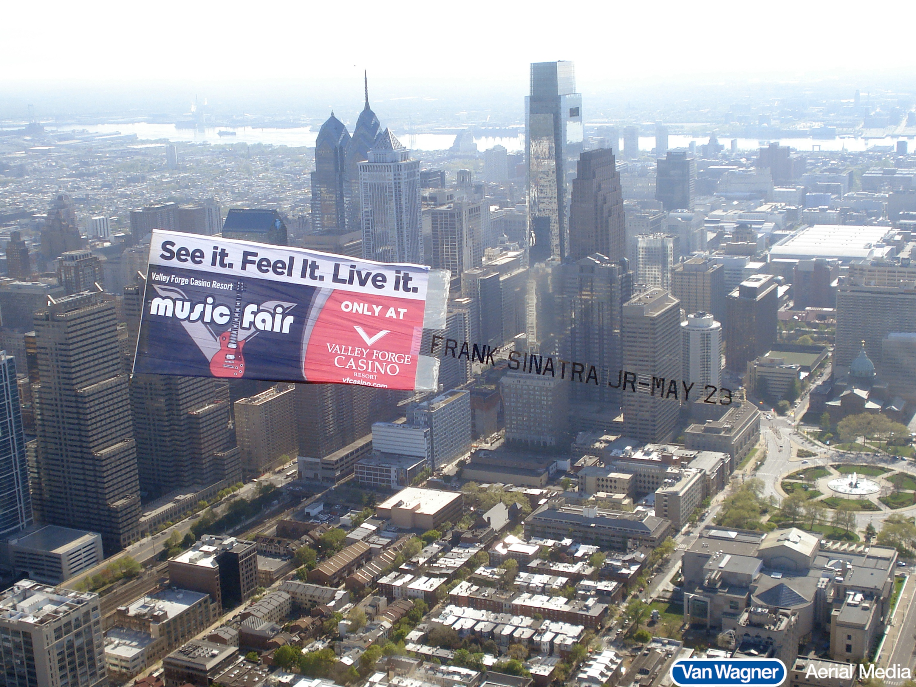 Aerial Advertising Philadelphia